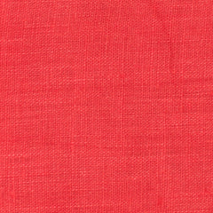 SAMPLE - Italy Red 2 - 100% Linen 3.5 Oz (Light/Medium Weight | 56 Inch Wide | Extra Soft) Solid | By Linen Fabric Store Online
