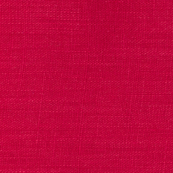 SAMPLE - Italy Red 3 - 100% Linen 3.5 Oz (Light/Medium Weight | 56 Inch Wide | Pre Washed-Extra Soft) Solid | By Linen Fabric Store Online