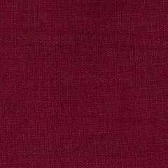 SAMPLE - Italy Red 4 - 100% Linen 3.5 Oz (Light/Medium Weight | 56 Inch Wide | Extra Soft) Solid | By Linen Fabric Store Online
