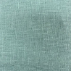 Italy Turquoise Blue 1 - 100% Linen 3.5 Oz (Light/Medium Weight | 56 Inch Wide | Extra Soft) Solid | By Linen Fabric Store Online