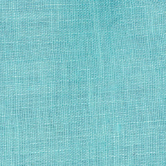 SAMPLE - Italy Turquoise Blue 2 - 100% Linen 3.5 Oz (Light/Medium Weight | 56 Inch Wide | Extra Soft) Solid | By Linen Fabric Store Online