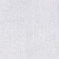 SAMPLE - Italy White 1 - 100% Linen 3.5 Oz (Light/Medium Weight | 56 Inch Wide | Extra Soft) Solid | By Linen Fabric Store Online