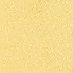Italy Yellow 3 - 100% Linen 3.5 Oz (Light/Medium Weight | 56 Inch Wide | Extra Soft) Solid | By Linen Fabric Store Online