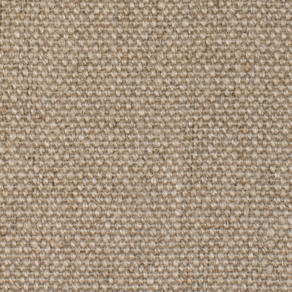 SAMPLE - Manchester Natural Brown 1 - 100% Linen 13.5 Oz (Heavy Weight | 54 Inch Wide | Medium Soft) Burlap