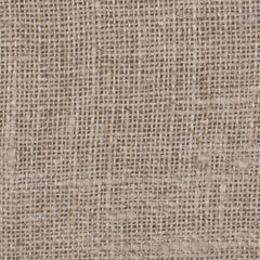 SAMPLE - Manhattan Natural Brown 1 - 100% Linen 5.8 Oz (Light/Medium Weight | 56 Inch Wide | Extra Soft) Burlap