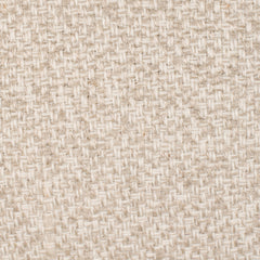 SAMPLE - Miami Natural Brown Off White 1 Linen Cotton 15.5 Oz (Heavy Weight | 54 Inch Wide | Medium Soft)  Burlap
