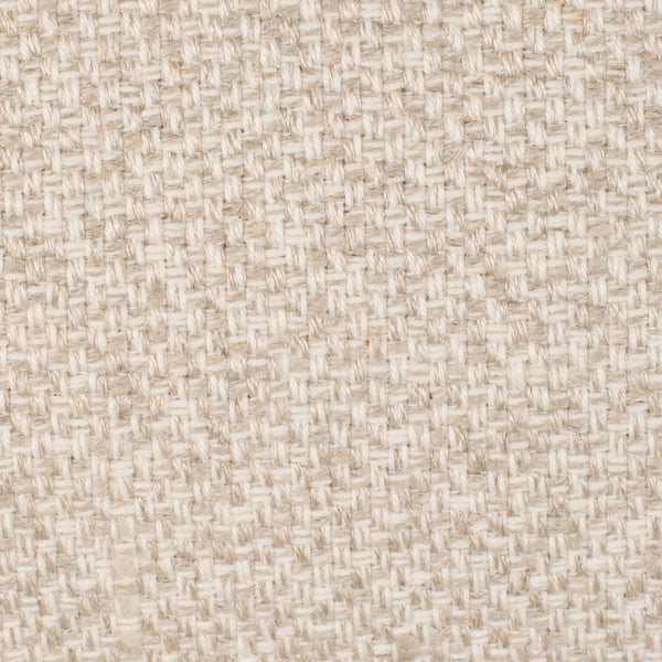 Miami Natural Brown Off White 1 Linen Cotton 15.5 Oz (Heavy Weight | 54 Inch Wide | Medium Soft) Burlap