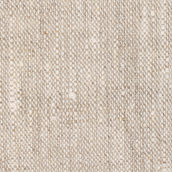 SAMPLE - Norway Natural Brown Off White 1 - 100% Linen 8 Oz (Medium Weight | 56 Inch Wide | Extra Soft) Burlap