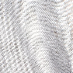 SAMPLE - Palmbeach Silver 2 - 100%% Linen 2.8 Oz (Very Light Weight | 55 Inch Wide | Extra Soft)