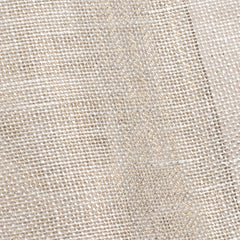 SAMPLE - Palmbeach Silver 4 - 100%% Linen 2.8 Oz (Very Light Weight | 55 Inch Wide | Extra Soft)