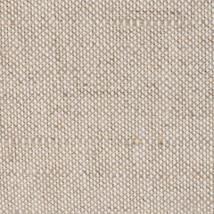 SAMPLE - Panama Natural Brown Off White 1 Linen Cotton 7 Oz (Medium Weight | 55 Inch Wide | Extra Soft) Burlap