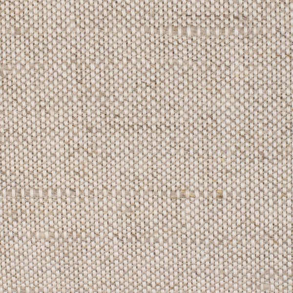 Panama Natural Brown Off White 1 Linen Cotton 7 Oz (Medium Weight | 55 Inch Wide | Extra Soft) Burlap