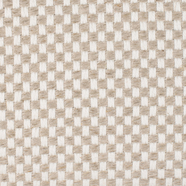 Persian Natural Brown Off White 1 Linen Cotton 10 Oz (Heavy/Medium Weight | 54 Inch Wide | Medium Soft) Burlap