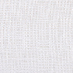 SAMPLE - Portugal White 1 - 100% Linen 5 Oz (Light/Medium Weight | 56 Inch Wide | Extra Soft) Novelty