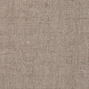 SAMPLE - Singapore Natural Brown 1 - 100% Linen 5.5 Oz (Light/Medium Weight | 56 Inch Wide | Extra Soft)  Burlap