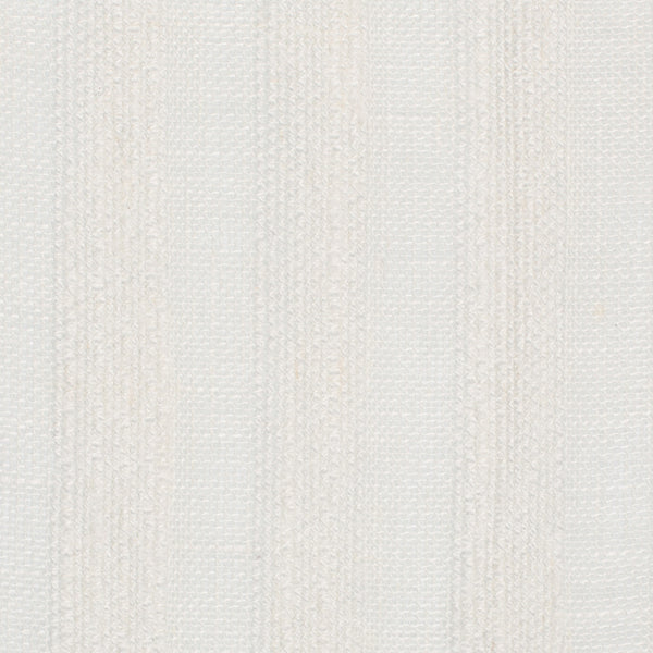 SAMPLE - Spain3 White and Off White 1 - 100% Linen 6 Oz (Medium Weight | 114 Inch Wide | Medium Soft) Wide Width Yarn Dye