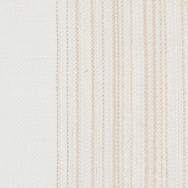 Spain5 Off White 1 Linen Polyester 3.8 Oz (Light/Medium Weight | 114 Inch Wide | Medium Soft) Wide Width Yarn Dye
