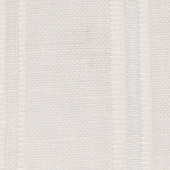 SAMPLE - Swedish12 Natural Cream White 1 Linen Cotton 4 Oz (Light/Medium Weight | 114 Inch Wide | Medium Soft) Wide Width Yarn Dye