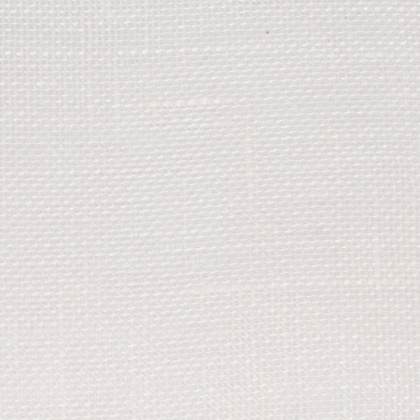 SAMPLE - Swedish16 Off White 1 - 100% Linen 3 Oz (Light/Medium Weight | 107 Inch Wide | Medium Soft) Wide Width Yarn Dye