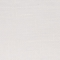 Swedish16 Off White 1 - 100% Linen 3 Oz (Light/Medium Weight | 107 Inch Wide | Medium Soft) Wide Width Yarn Dye