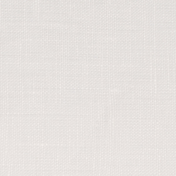 SAMPLE - Swedish17 Off White 1 - 100%Linen 3.5 Oz (Light/Medium Weight | 110 Inch Wide | Medium Soft) Wide Width Yarn Dye