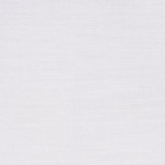 SAMPLE - Swedish17 White 1 - 100%Linen 3.5 Oz (Light/Medium Weight | 110 Inch Wide | Medium Soft) Wide Width Yarn Dye