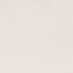 SAMPLE - Swedish19 Off White 1 - 100% Linen 5.5 Oz (Light/Medium Weight | 110 Inch Wide | Medium Soft) Wide Width Yarn Dye