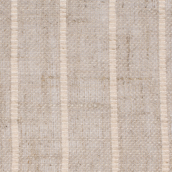 Swedish2 Natural Brown Off White 1 Linen Cotton 3.8 Oz (Light/Medium Weight | 114 Inch Wide | Medium Soft) Wide Width Yarn Dye