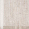 SAMPLE - Swedish9 Natural Brown White 1 - 100% Linen 3.7 Oz (Light/Medium Weight | 114 Inch Wide | Medium Soft) Wide Width Yarn Dye