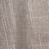SAMPLE - Swiss Silver Dark Grey 1 Linen Cotton 8 Oz (Medium Weight | 53 Inch Wide | Extra Soft)