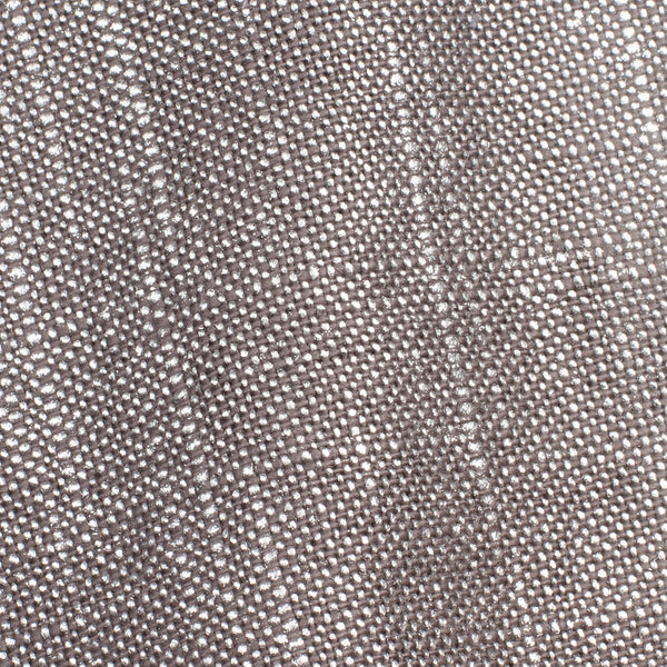 SAMPLE - Swiss Silver Purple 1 Linen Cotton 8 Oz (Medium Weight | 53 Inch Wide | Extra Soft)