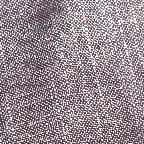 Swiss Purple And Silver 1 Linen Cotton 8 Oz (Medium Weight | 53 Inch Wide | Extra Soft)