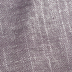 SAMPLE - Swiss Purple And Silver 1 Linen Cotton 8 Oz (Medium Weight | 53 Inch Wide | Extra Soft)