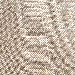 SAMPLE - Swiss Silver Brown 1 Linen Cotton 8 Oz (Medium Weight | 53 Inch Wide | Extra Soft)