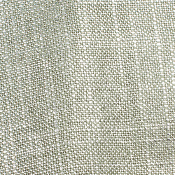 SAMPLE - Swiss Silver Green 2 Linen Cotton 8 Oz (Medium Weight | 53 Inch Wide | Extra Soft)