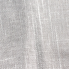 Swiss Silver Concrete Grey 1 Linen Cotton 8 Oz (Medium Weight | 53 Inch Wide | Extra Soft)