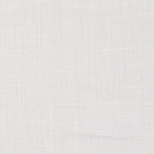 SAMPLE - Troy Off White 1 - 100% Linen 2.5 Oz (Heavy/Medium Weight | 56 Inch Wide | Extra Soft) Novelty