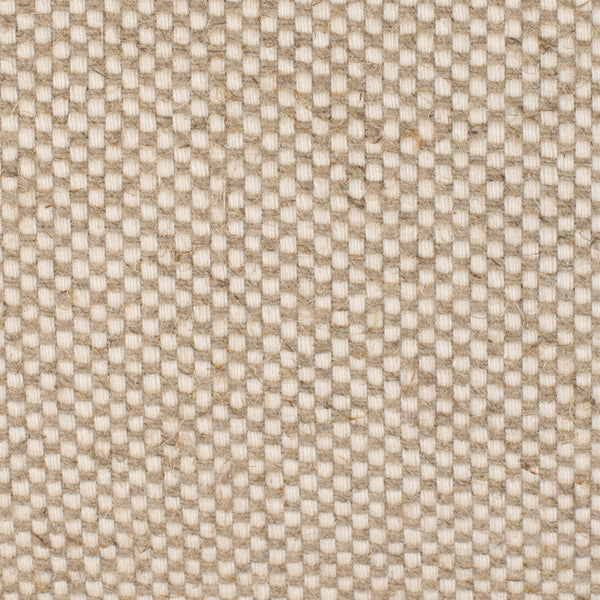 Turkish Natural Brown Off White 1 Linen Cotton 14 Oz (Heavy Weight | 56 Inch Wide | Extra Soft) Burlap