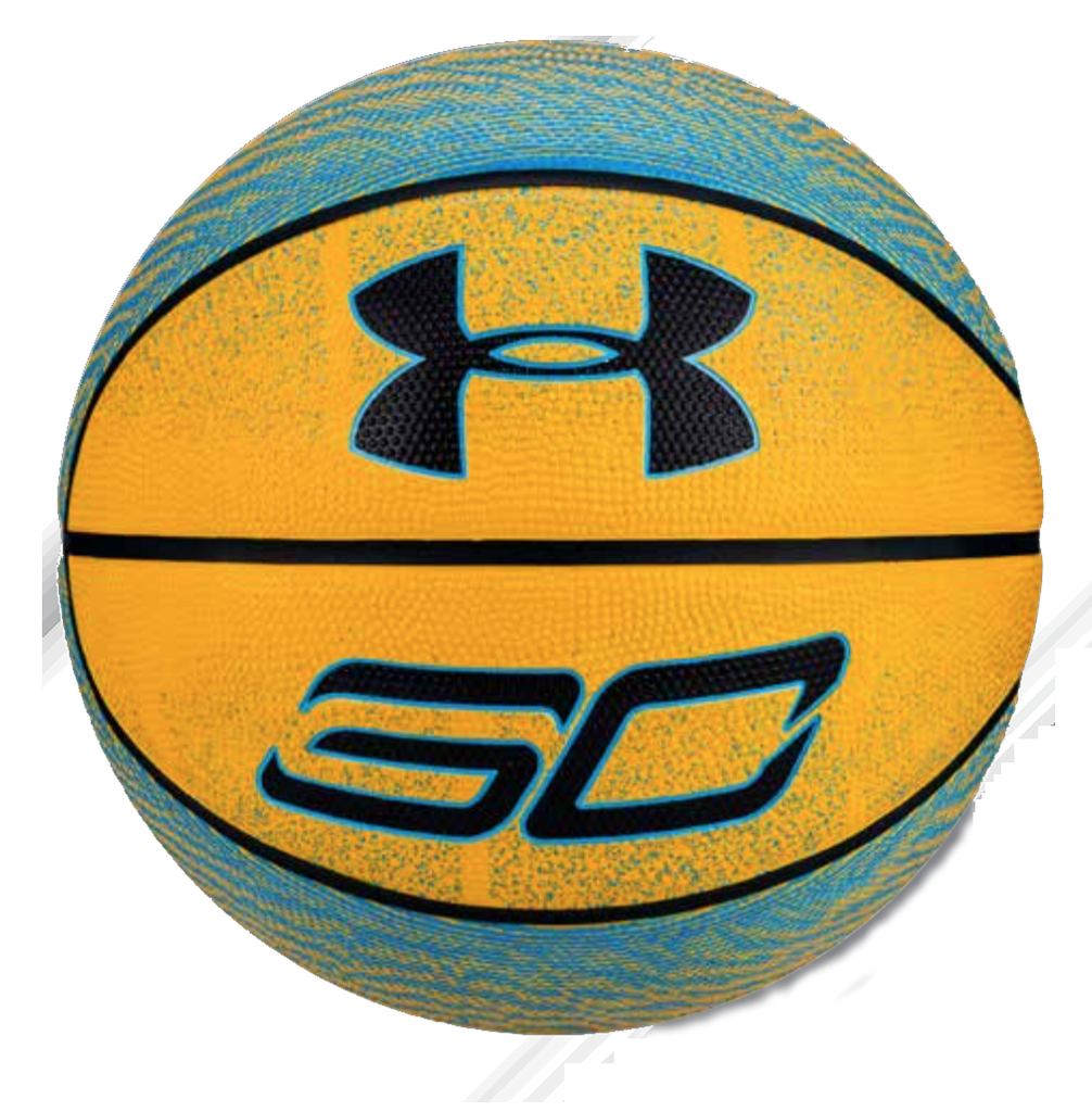 Stephen Curry Outdoor Basketball