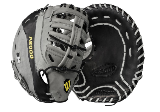 "Wilson A2000 2800 12"" BASEBALL GLOVE - RIGHT HAND THROW"