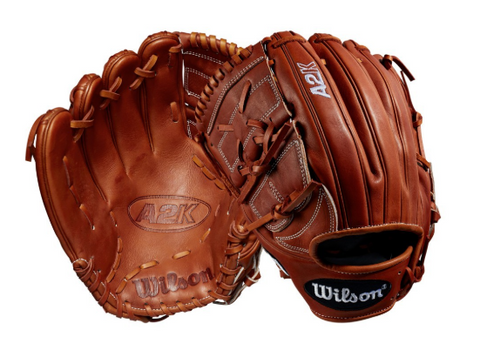 "Wilson 2018 A2K B212 12"" PITCHER'S BASEBALL GLOVE - LEFT HAND THROW"
