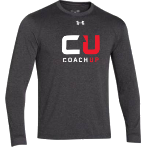 Men's CoachUp Under Armour Long Sleeve Locker T-Shirt