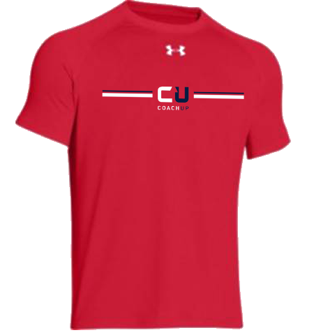 Men's CoachUp Under Armour Locker T 2.0 Short Sleeve T-Shirt