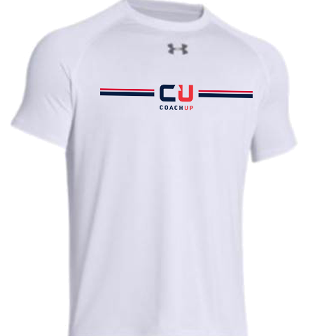 Men's CoachUp Under Armour Locker Short Sleeve T-Shirt
