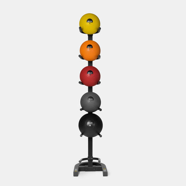 SKLZ Medicine Ball Rack