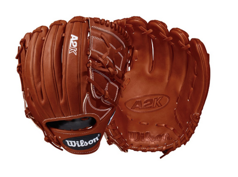 "Wilson 2018 A2K B212 12"" PITCHER'S BASEBALL GLOVE - RIGHT HAND THROW"
