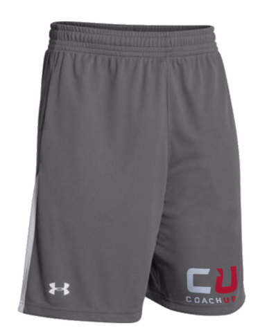 Kid's Under Armour CoachUp Raid Short