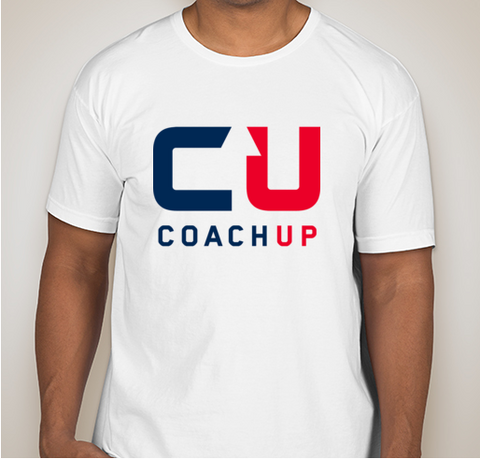 Men's CoachUp American Apparel Short Sleeve T-Shirt