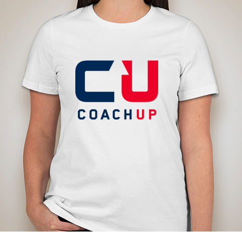Women's CoachUp American Apparel Short Sleeve T-Shirt