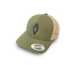 Athletes of Valor Hat - Moss/Khaki